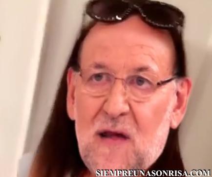 El Mensaje de super power de Mariano Rajoy