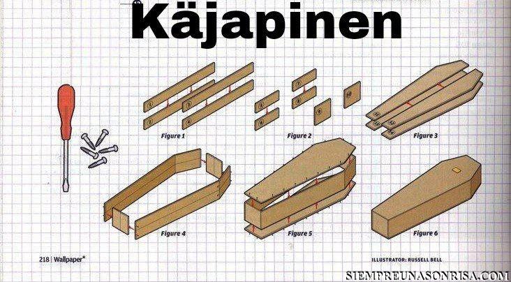 El ataud para el dueño de Ikea