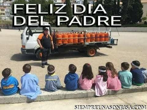 fotos graciosas,dia del padre