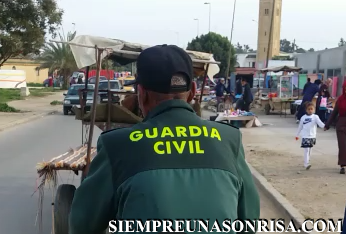 menos recursos a los Guardias Civiles