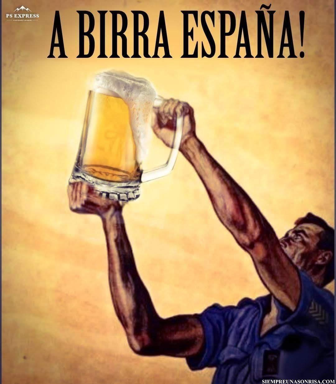 A Birra España