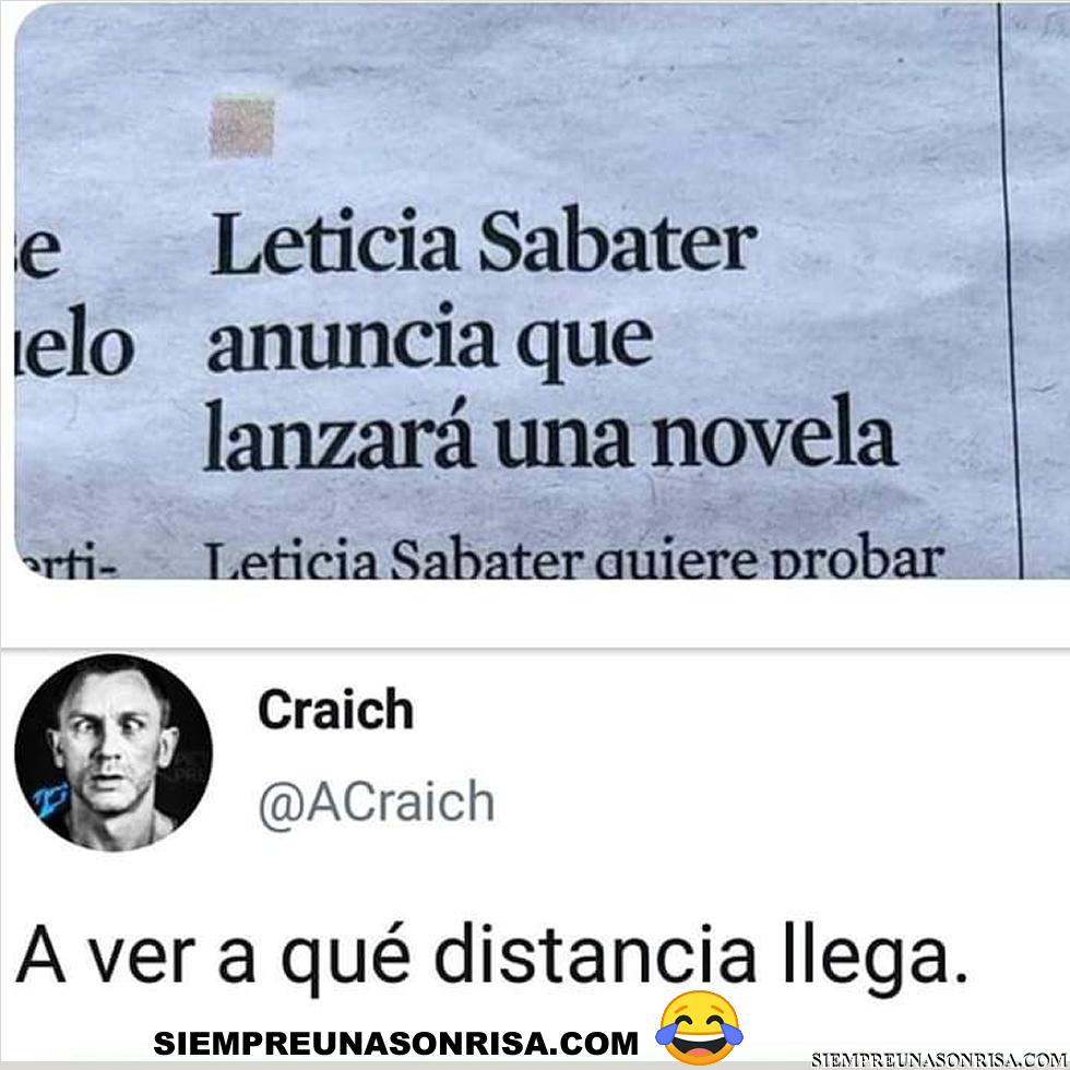 Leticia Sabater lanzará una novela