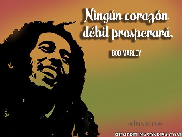 Frases de Bob Marley en español