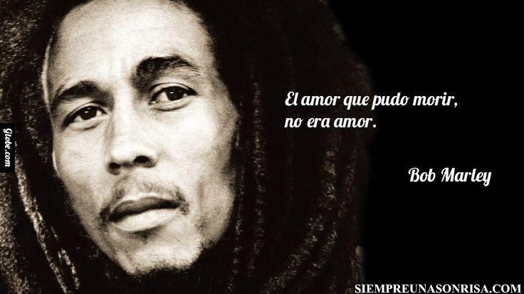 Frases de Bob Marley,