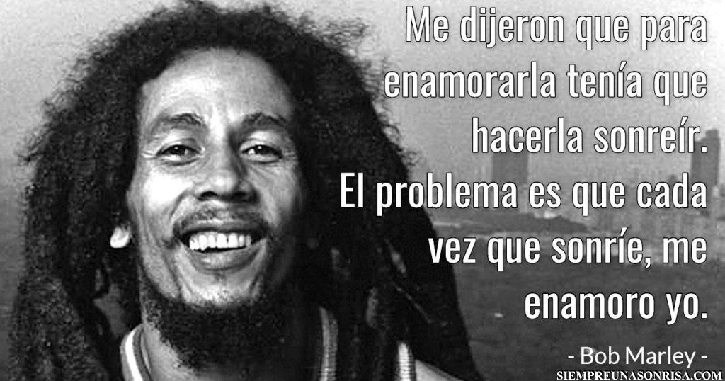 Frases geniales de Bob Marley
