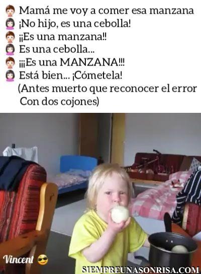 niño comiendo cebolla,video,gracioso,viral,videos virales