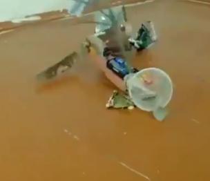 Lo mío es la robótica, aquí les comparto mi primer proyecto!!!