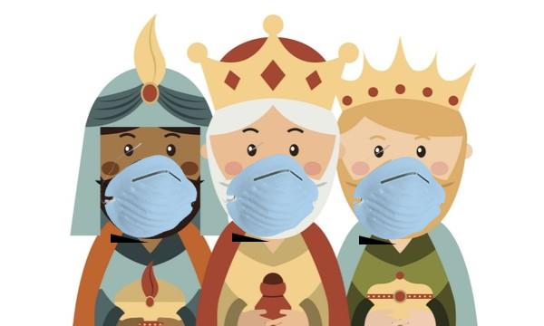 reyes magos, navidad coronavirus,