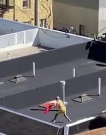 Vengador en cuarentena