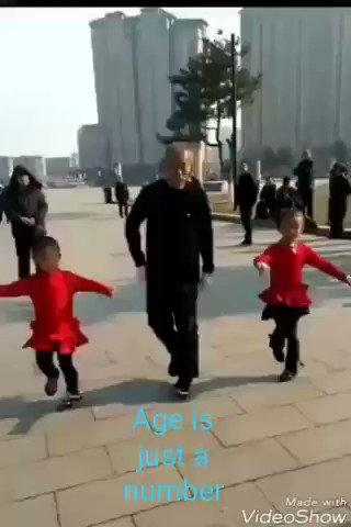 A tu abuelo le gusta bailar??