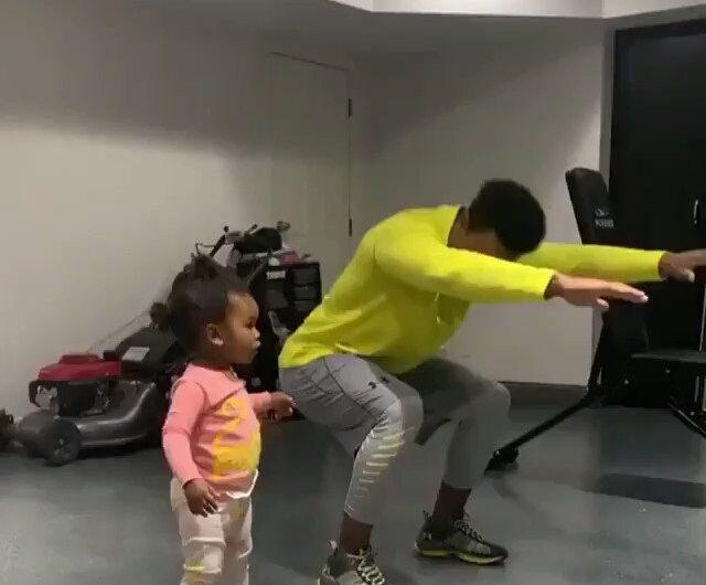 Al diablo el ejercicio, lo mejor es el el baile!!