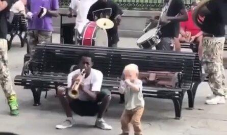 Cuando vives la música desde pequeño