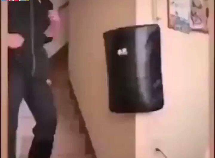 Qué buen karateca