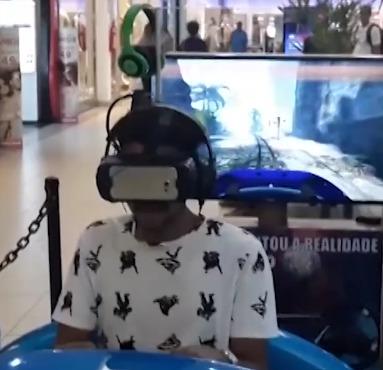 Cuando la Realidad Virtual se vuelve demasiado real…