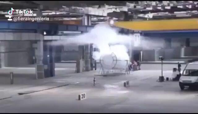 Un genial cañón de aire – Videos Curiosos Tik Tok