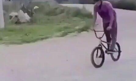 videos fails, caidas en bicicletas, videos de caidas graciosas miniatura
