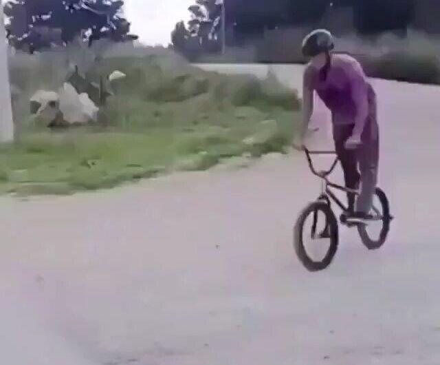 Esa bicicleta fue hecha en China seguramente