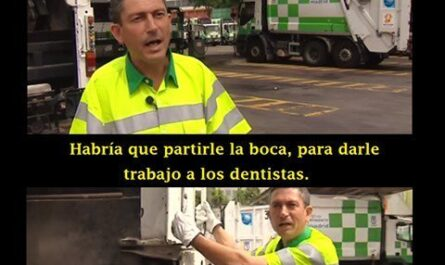 fotos humor chistes memes divertidos, barrenderos, dentistas