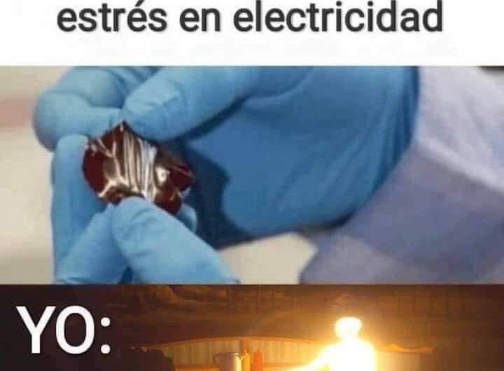 Se puede transformar el estrés en electricidad