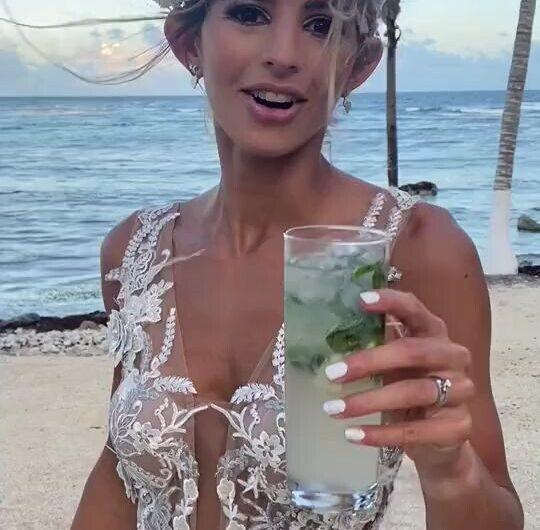 Vídeos de los invitados a una boda antes y después de emborracharse