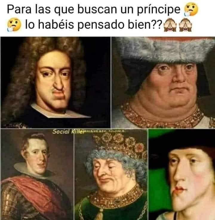 memes graciosos, principes, medieval, reacciones, fotos graciosas